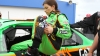 danica patrick, 2005, fourth woman to compete in the indy 500, indy 500, 2002 indy japan 300, first women to win an indy car series race, women's history, women in sports
