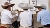 caballeros, skilled horsemen, horseback, charro, mexican rodeo, puerto vallarta, jalisco, mexico
