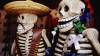 day of the dead, dia de los muertos, all souls day, holiday, mexican holiday, michoacan, mexico, skeletons