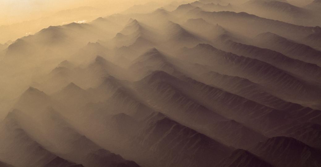 sierra madre, oriental mountain range, nuevo leon, mexico