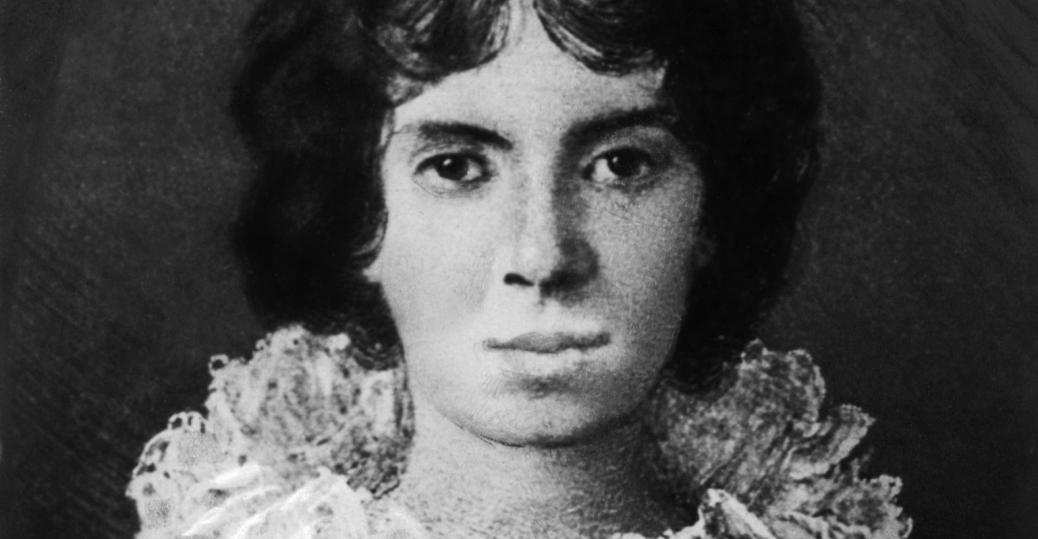 emily dickinson, amherst, massachusetts, 1830, greatest american poets, 1886, women in the arts, women's history