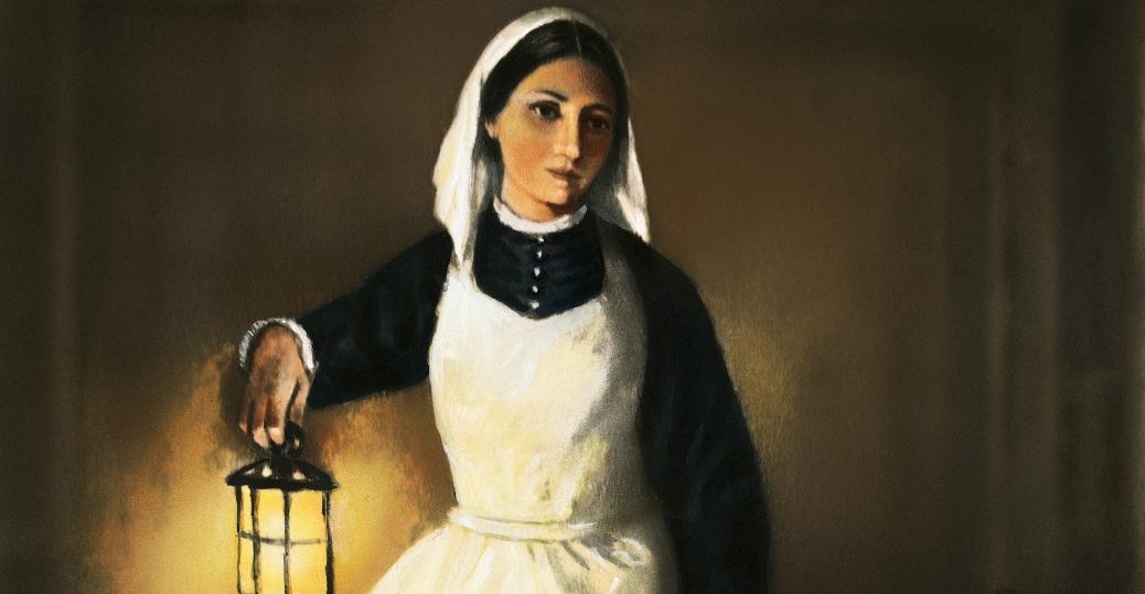 Captivating Florence Nightingale, Soldiers, Crimean War, Professionalize Nursing,  Nursing Education, Women In