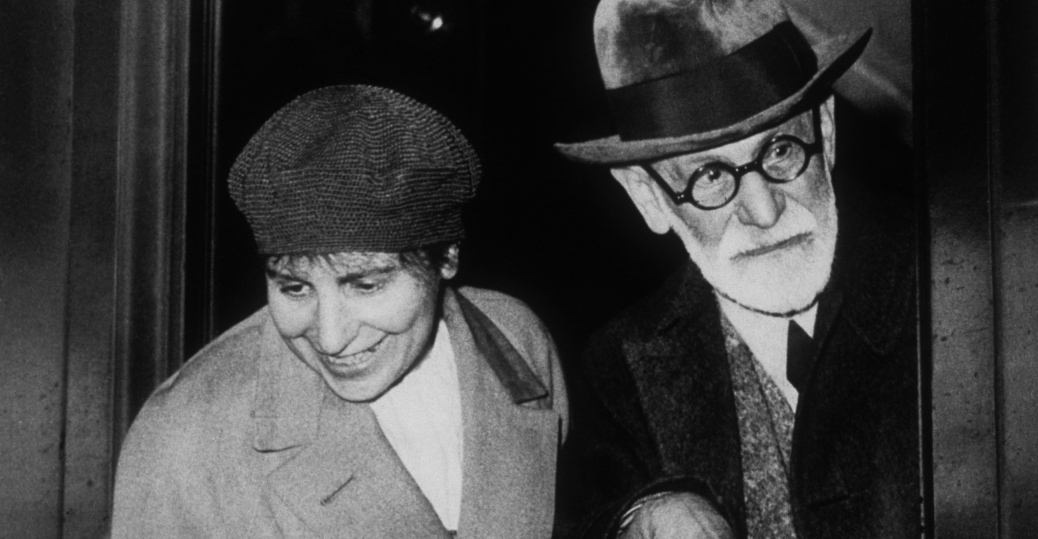 anna freud, sigmund freud, psychoanalysis, women in science, women's history