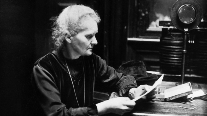 marie curie, radium, polonium, radioactivity, elements, the nobel prize in physics, the nobel prize in chemistry, women in science, women's history