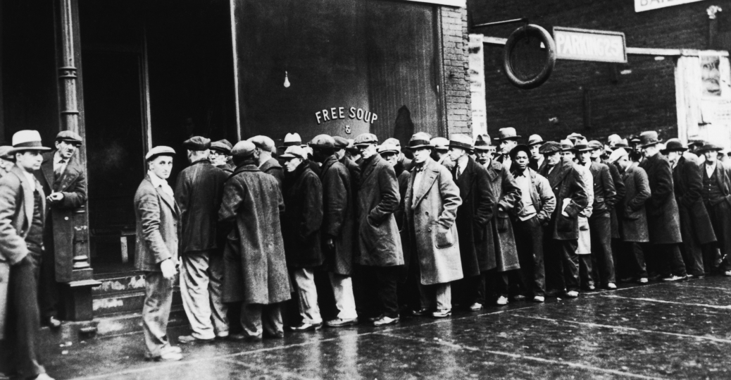 b line in depression era new york soup kitchens and  big al s kitchen for the needy al capone soup kitchen chicago