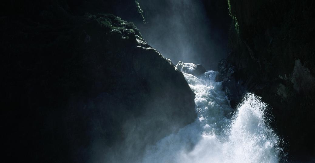 rio blanco, waterfall, veracruz, mexico