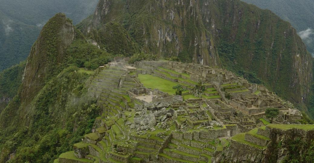 machu picchu, ancient inca city, peru, unesco world heritage site, 1983, seven wonders of the world, 2007, latin america