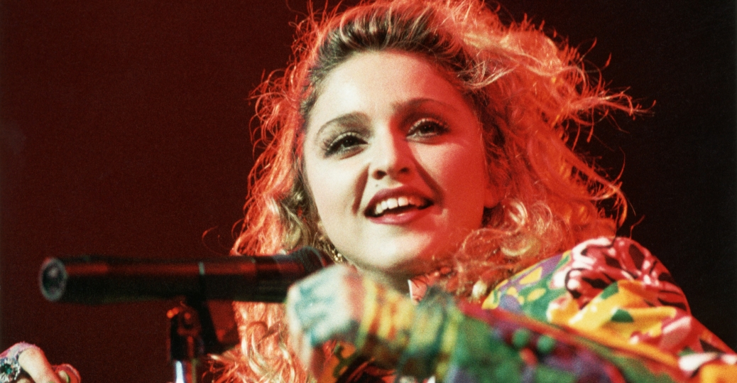 madonna louise ciccone, madonna, entertainment icon, music, singer, women in the arts, women's history