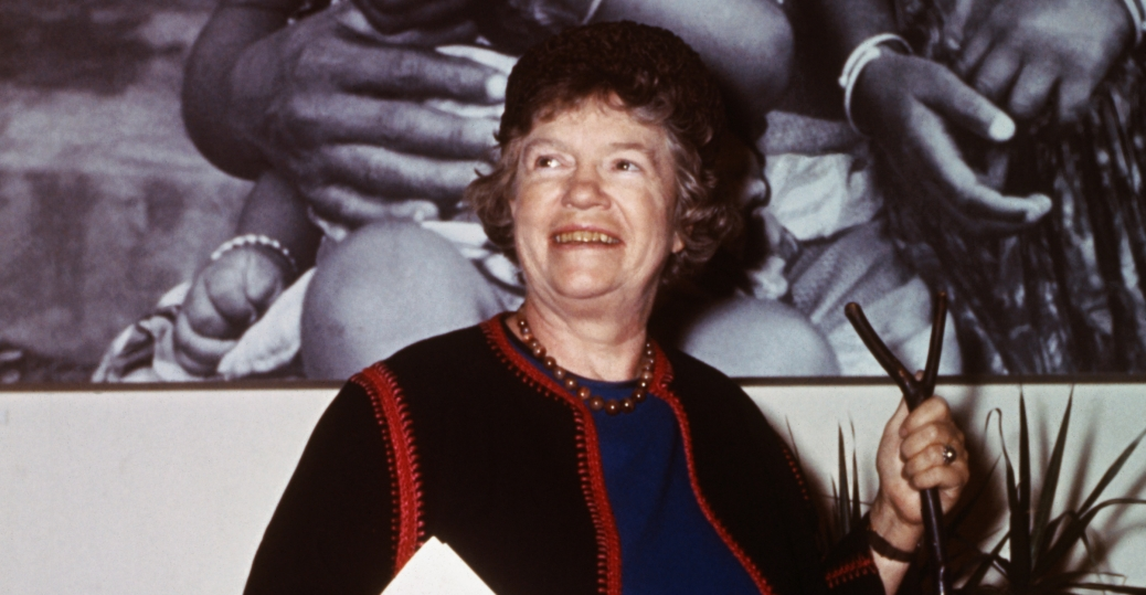 margaret mead, cultural anthropologist, native cultures, remote areas, women in science, women's history