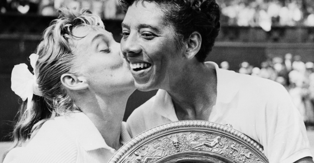 gibson black single women River tennis courts and went on to dominate the all-black amer- ican tennis   wimbledon in 1951, eventually winning both the women's singles and doubles.