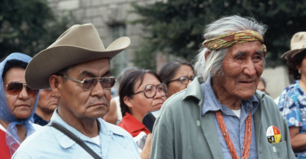 american indian movement, the longest walk, washington d.c., anti-indian legislation, protest, native americans, native american legislation