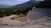 amphitheater, epidaurus, greece, 4th century BCE, greek architecture, ancient greece, acoustics