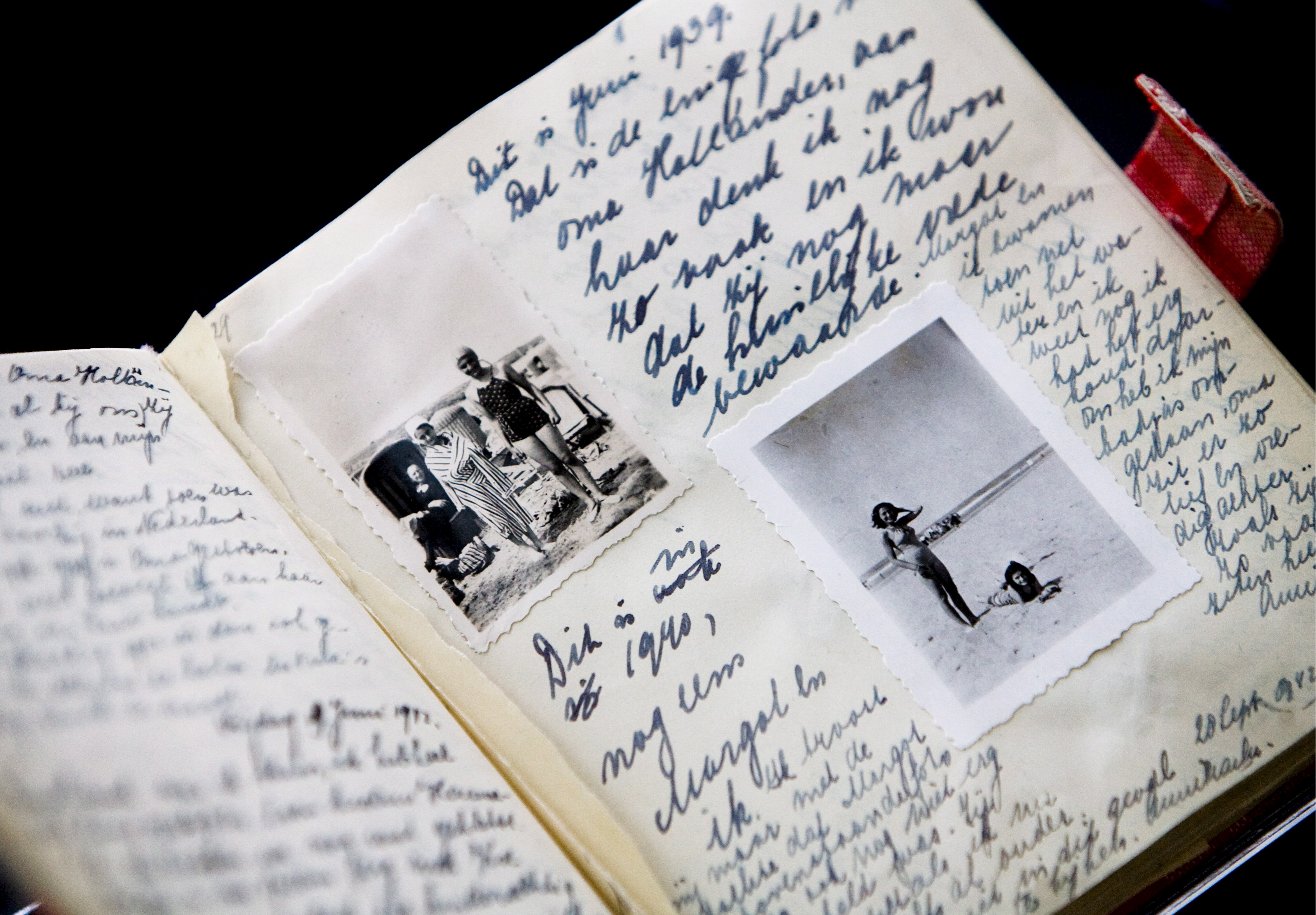 Anne Frank's Diary Now Has Co-Author, Extended Copyright ...