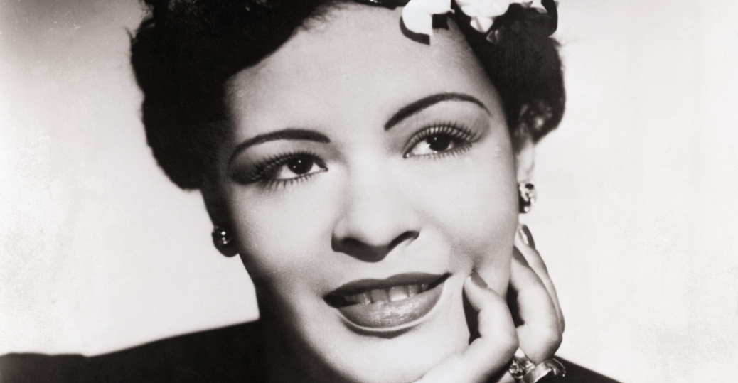 billie holiday, lady day, jazz singer, 20th century, black history, black women musicians