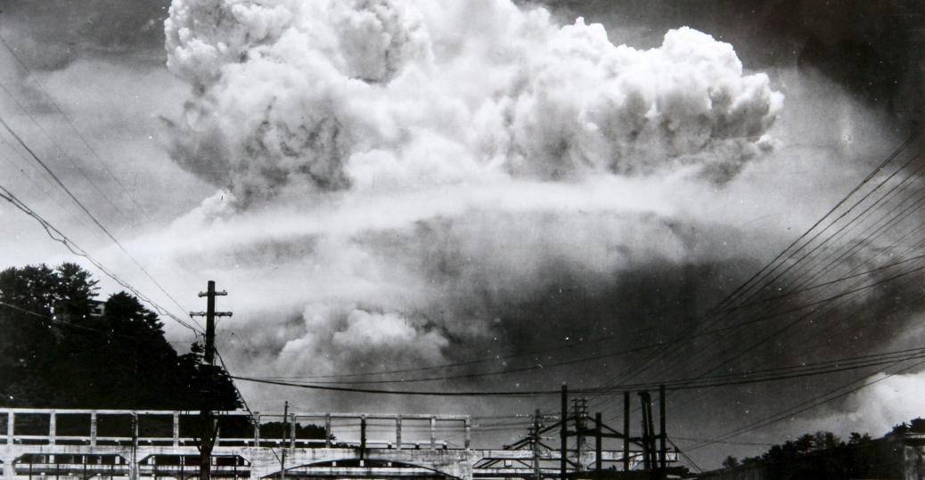 atomic bomb, 1945, nagasaki, world war II
