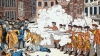 the boston massacre, 1770, british soldiers, local workers, the american revolution, paul revere, boston, ma