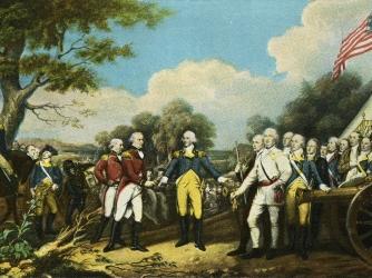 the battle of saratoga, john burgoyne, british general, american general, horatio gates, the american revolution, key military figures