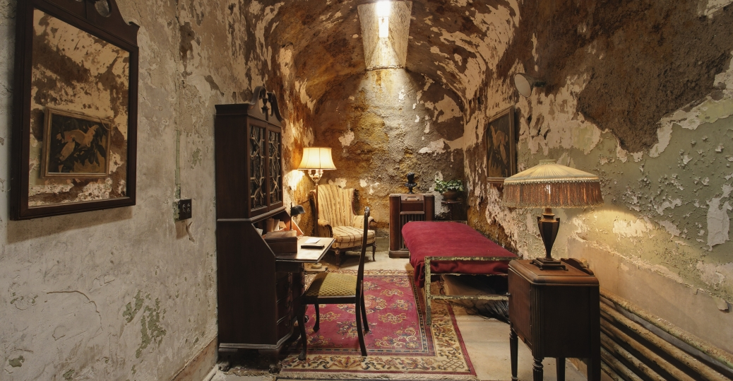 history of eastern state penitentiary essay A detailed paper that outlines the history of one of philadelphia's national historical landmarks, eastern state penitentiary the author describes the history of its philosophy and.