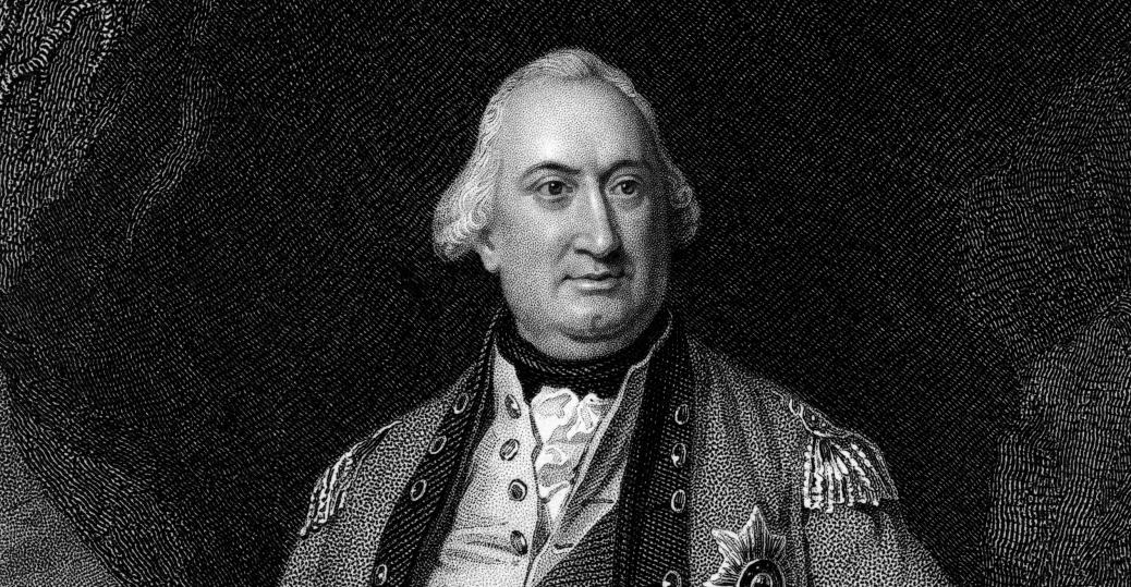 general charles cornwallis, charles cornwallis, yorktown, virginia, the american revolution, key military figures