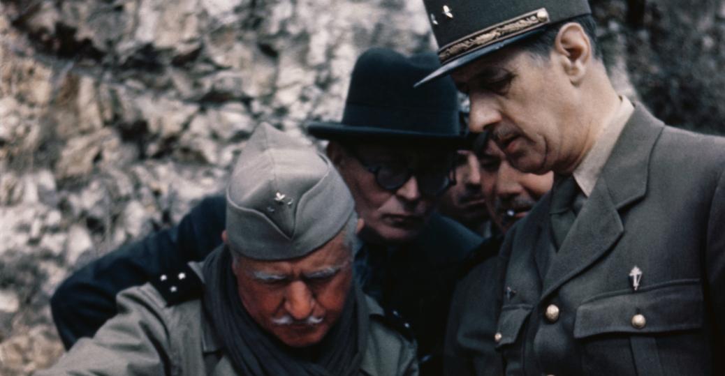 charles de gaulle, general charles de gaulle, world war II, allied military leaders