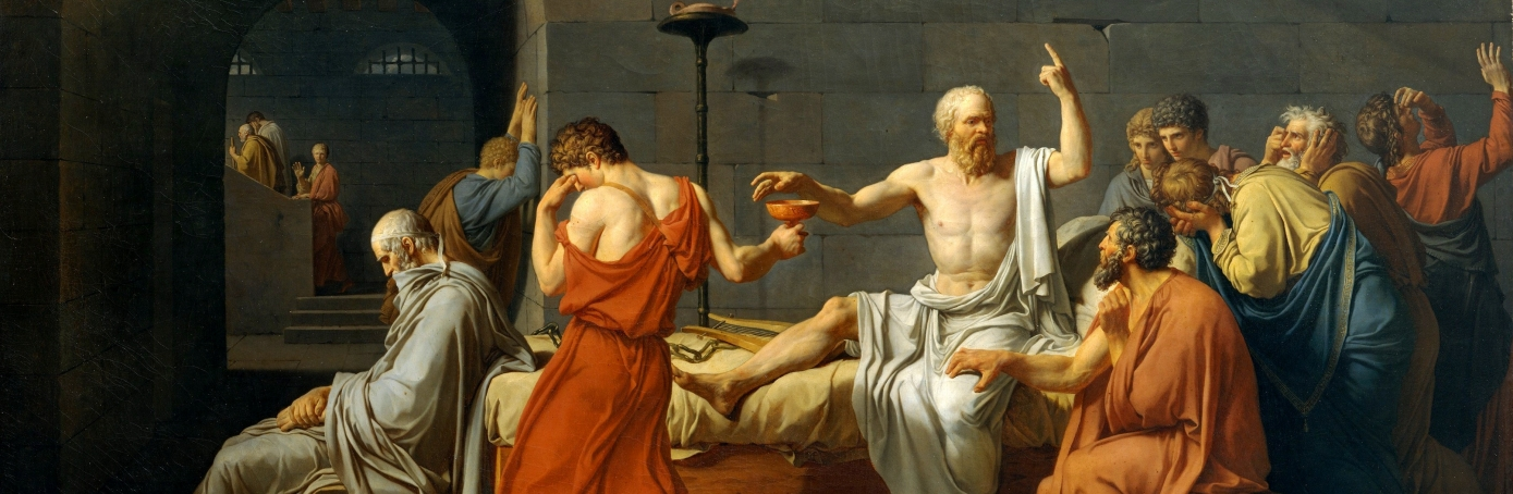 the theme of justice in the works by plato and sophocles Follow this and additional works at:    4 in his  nine-book-long defense of justice, socrates has his  these examples point to a  larger phenomenon in the republic, an apparent claim about.