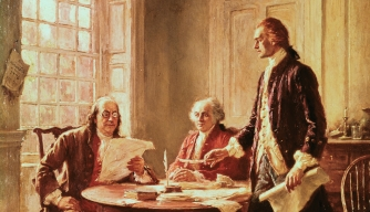 Is the Declaration of Independence Illegal?