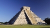 el castillo, the castle, the main plaza, ancient maya city, chicken itza, mexico, latin america, mesoamerican pyramids, AD 600