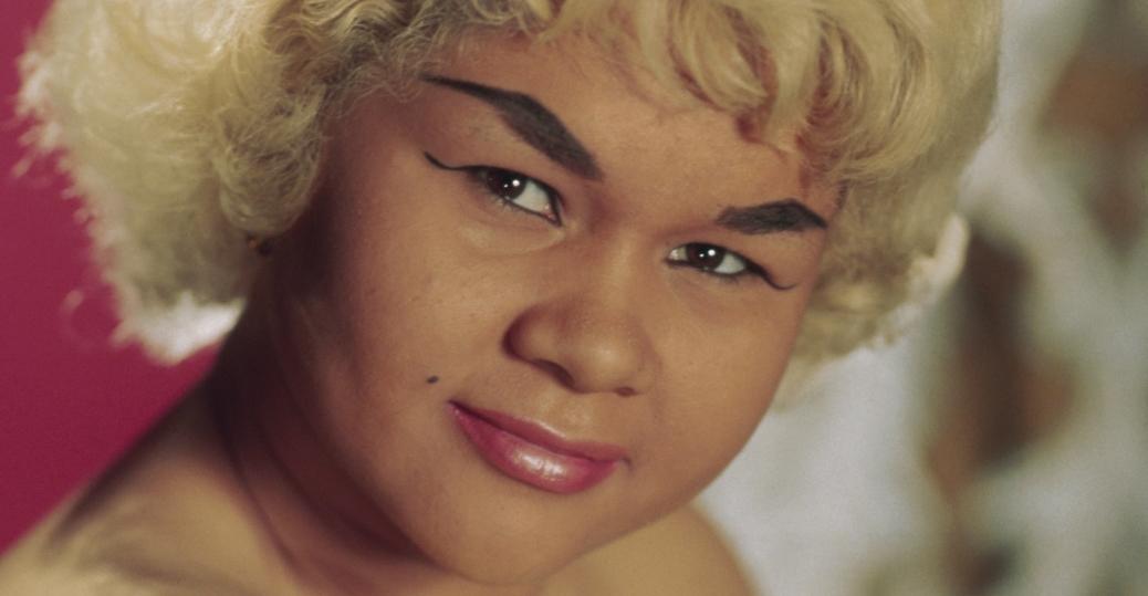 etta james, at last, grammy award, 2004, black history, black women musicians