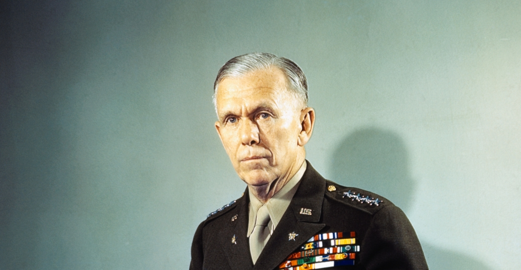 chief of staff, general george c. marshall, war department, washington d.c., 1943, allied military leaders, world war II