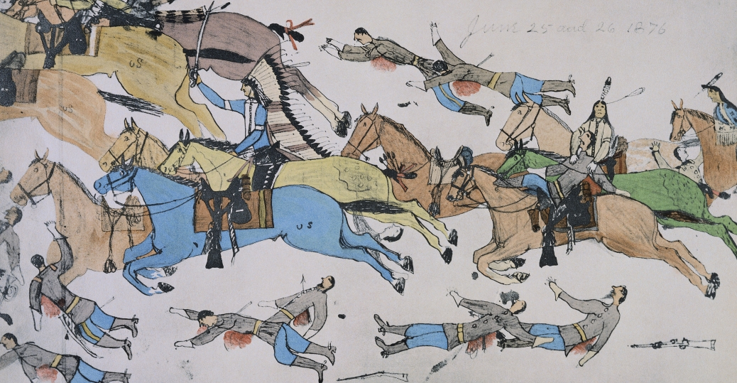 bad heart buffalo, native american artist, bad heart bull, ogala lakota tribe, 19th century, native americans, native american warriors, native american battles