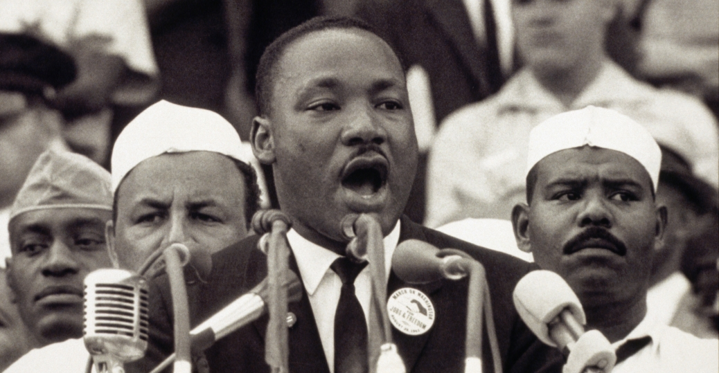 Image result for mlk gives his famous 'i have a dream' speech
