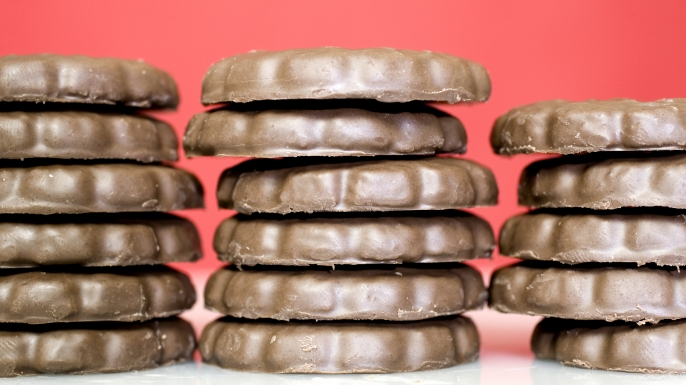 HUNGRY The Girl Scout Cookie: A Delicious Tradition