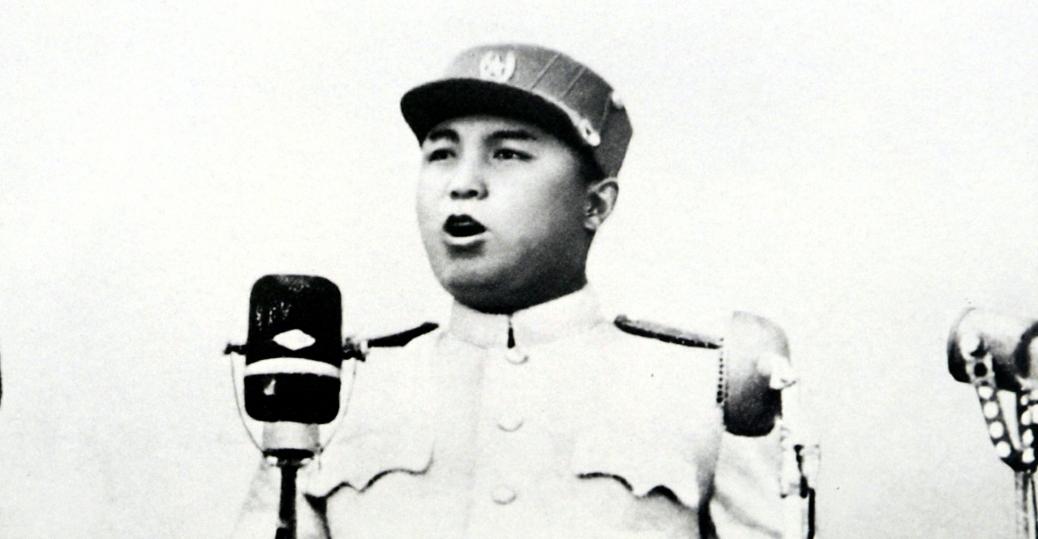 kim II-sung, north korea, 1948, 1994, soviet union, the korean war, korean peninsula, communist
