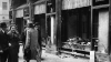 berlin, 1938, kristallnacht riot, nazis, jewish, jewish owned businesses, the night of broken glass, the holocaust, world war II
