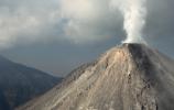 colima, mexico, volcano