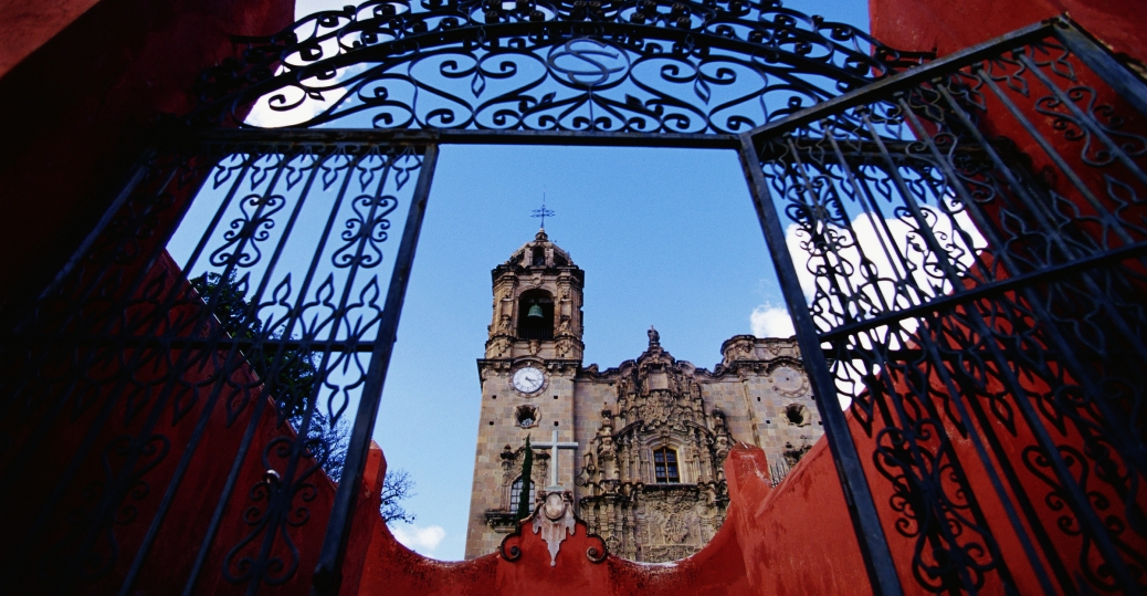 guanajuato, mexico, san cayetano church, san cayetano, 1765, 1788
