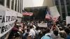 federal courthouse, brooklyn, new york, crime boss, john gotti, 1992, the mob, the mafia, italian-american mafia