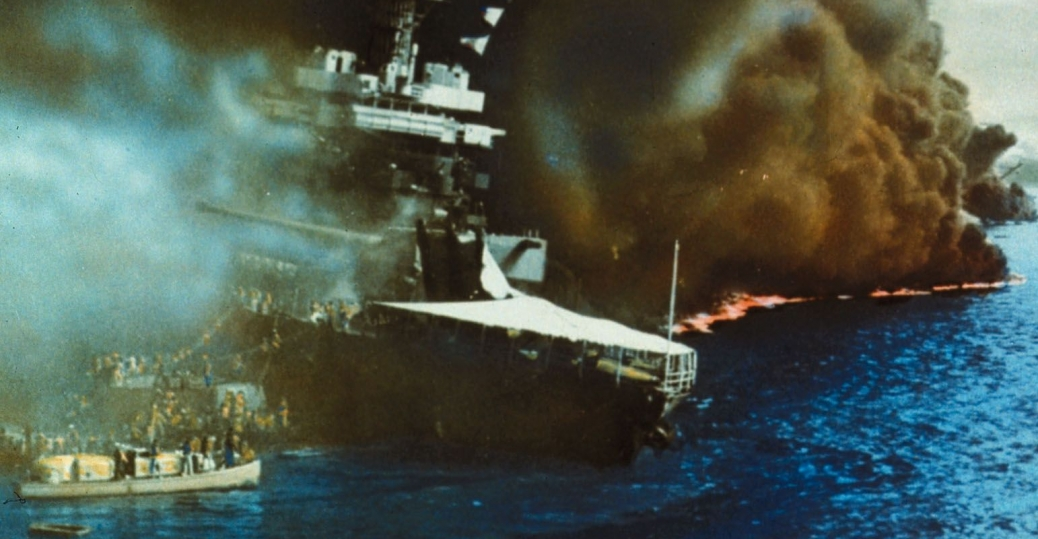 Pearl Harbor Attack | World War 2 Facts |World War 2 Bombing Of Pearl Harbor