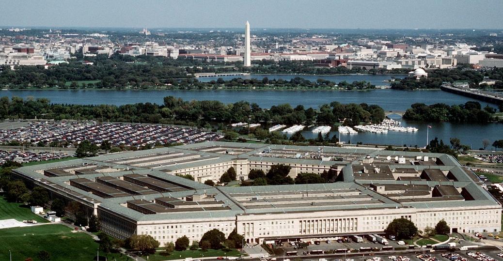 the pentagon, potomac river, washington monument, september 11th attacks