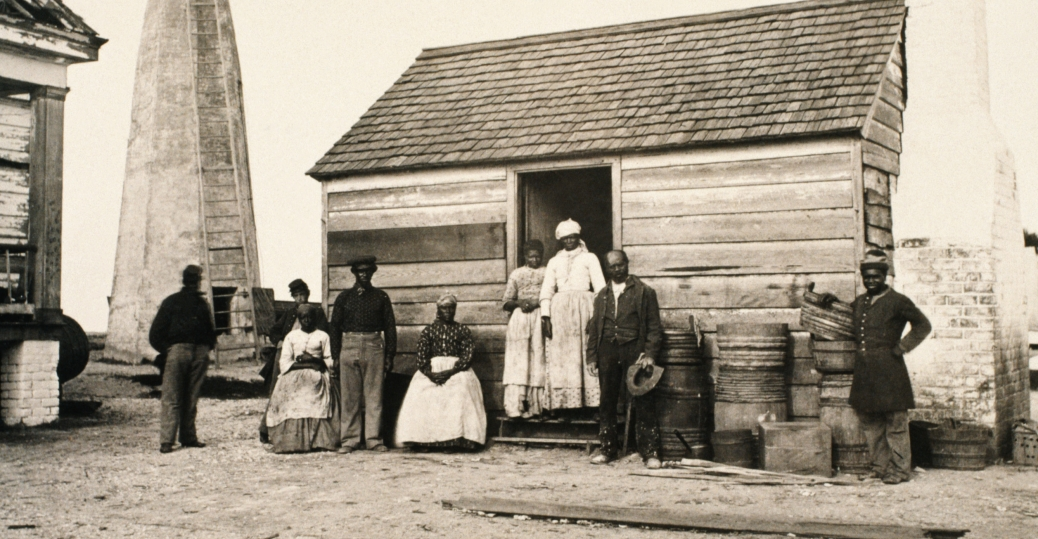 Slavery in America