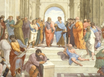 an introduction to the philosophers of ancient greece Ancient greece is the birthplace of western philosophy  the pre-socratic philosophers,  introduction to hellas - ancient greek society edtedcom.
