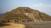 pyramid of the moon, teotihuacan, the street of the dead, latin america, mesoamerican pyramids