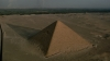the north pyramid of dahshur, king snefru, 2575 BCE, 2551 BCE, ancient egypt, egyptian pyramids, red pyramid of dahshur
