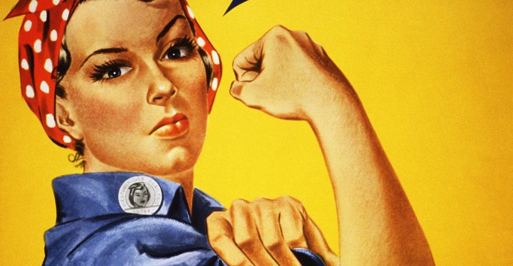 rosie the riveter, propaganda campaign, world war II, women in the workforce