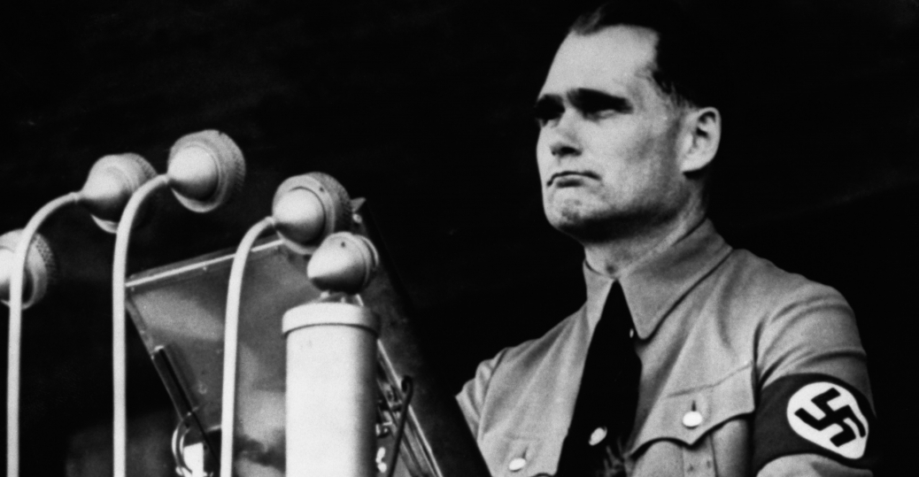 A history of the nazi leaders in world war two