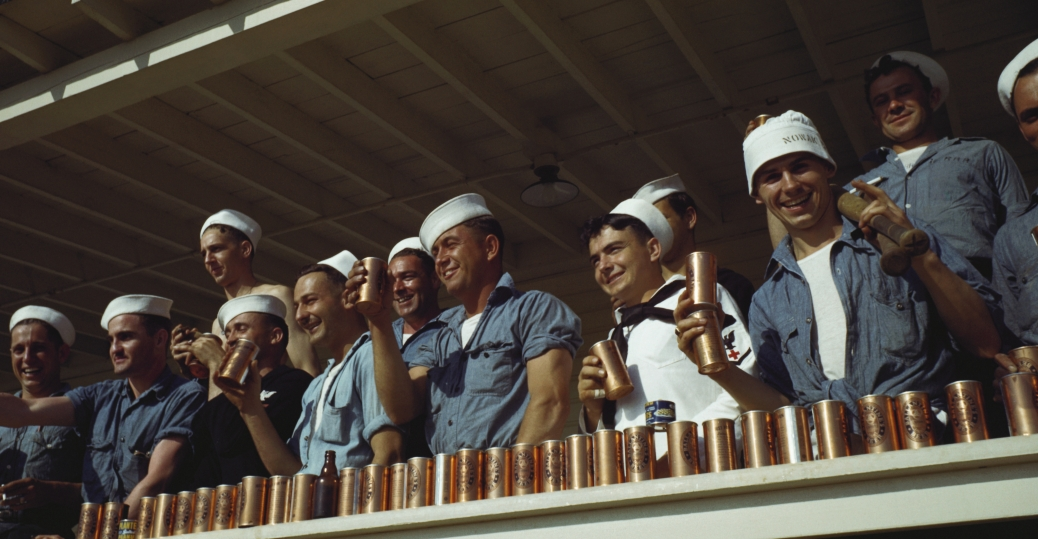 world war II, sailors