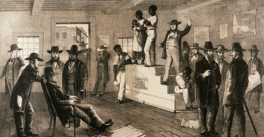 Black slavery in america question