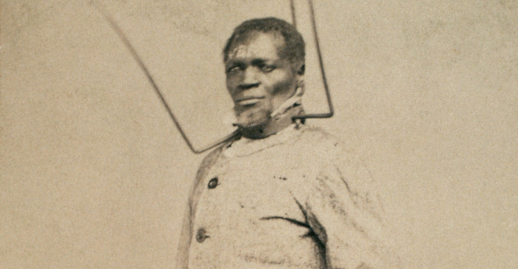 wilson chinn, slavery, louisiana, slave punishment, the civil war, slave life, black history, 1863
