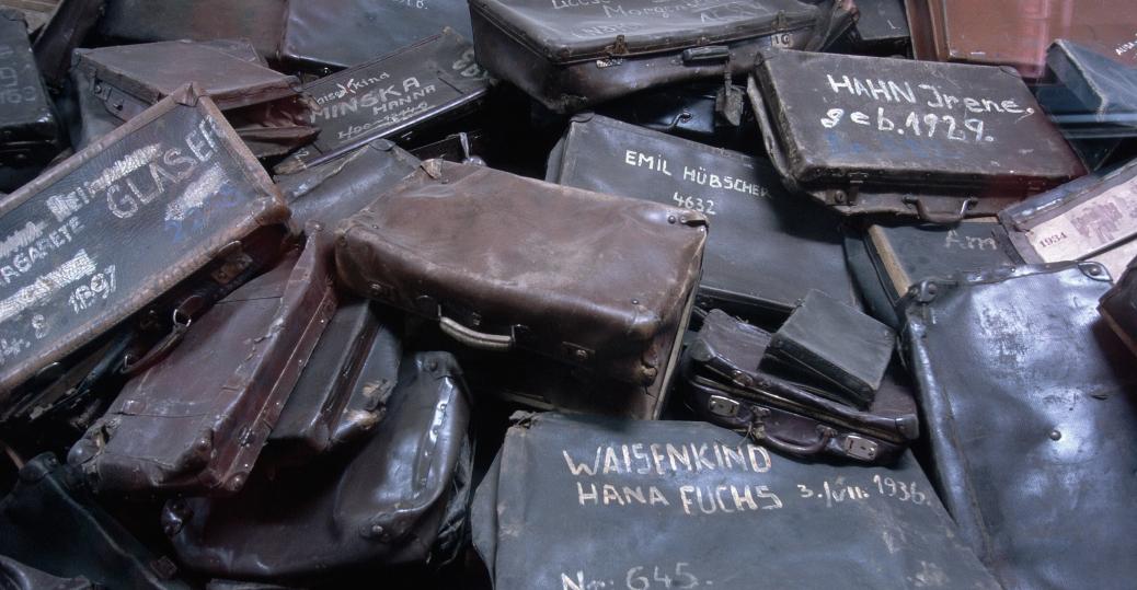auschwitz, auschwitz-birkenau, nazi, the holocaust, concentration camps, extermination camp, world war II, poland, victim's suitcases