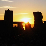 Though a connection between the Celtic high priests and England's Stonehenge has never been reliably established, many people who identify as modern-day Druids still gather at the mighty monument every midsummer.